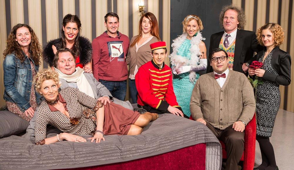 Team Otello darf nicht platzen, ORF Theater