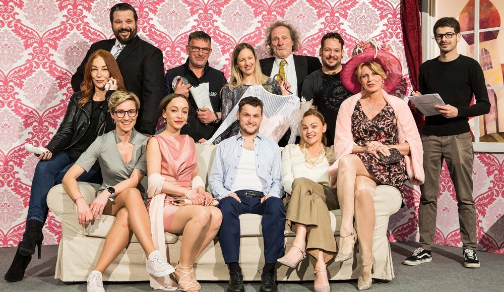 Team Ein Traum von Hochzeit, ORF Theater