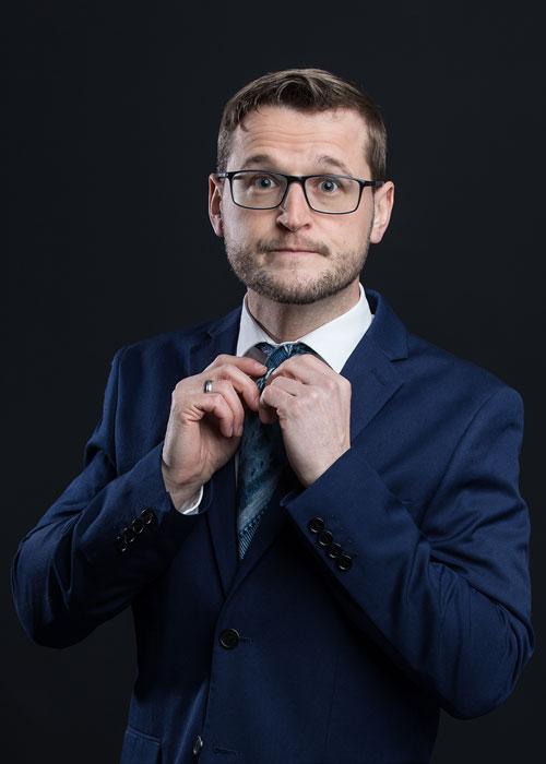 Alexander Schwab Team Komödie 9020
